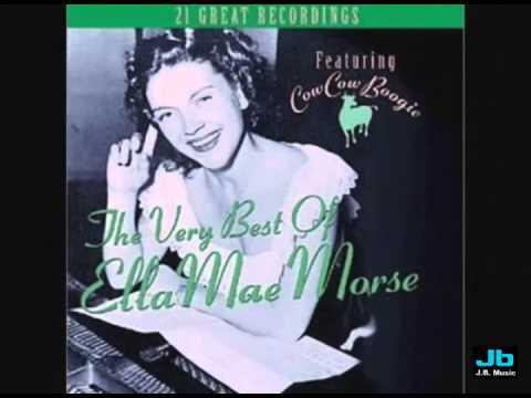 Ella Mae Morse - Forty Cups Of Coffee (original release 1953)