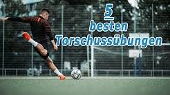 TORSCHUSSTRAINING FUßBALL | MIT DIESEN ÜBUNGEN ZUM GOALGETTER WERDEN