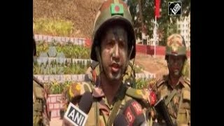 Militaries of BIMSTEC nations conduct air, water, forest drills in joint exercise in western India
