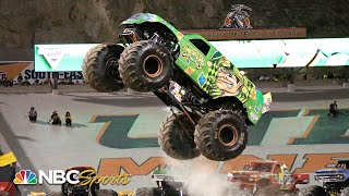 Monster Jam 2019: El Paso, TX | EXTENDED HIGHLIGHTS | Motorsports on NBC