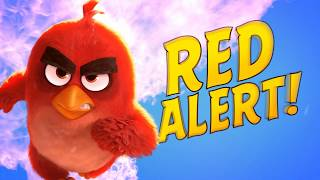 The Angry Birds Movie 2- Red's YouTube Challenge: Hot Sauce