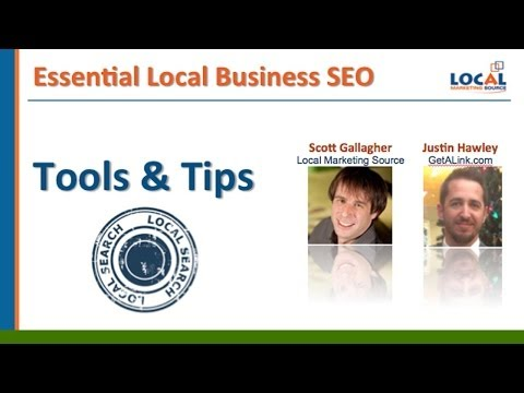 Essential Local Business SEO Marketing Tools and Tips