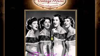 The Chordettes - The Aniversary Waltz (VintageMusic.es)