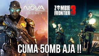 5 Game Android Dengan Grafis Terbaik dan Berukuran di Bawah 50 MB
