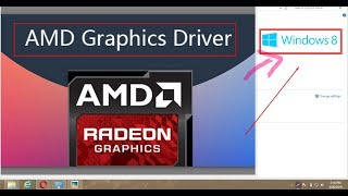 install amd graphics driver for windows 8.1