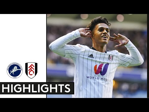 Millwall Fulham Goals And Highlights