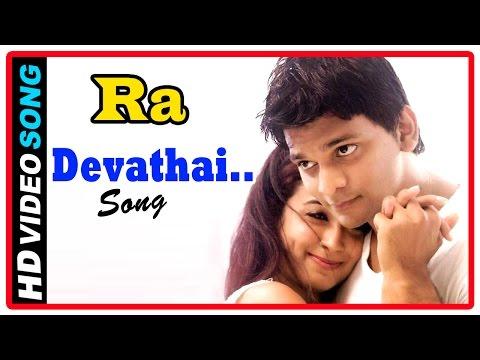 Ra Tamil Movie | Songs | Devathai Song | Ashraf Tries Commiting Suicide | Lawrence Ramu