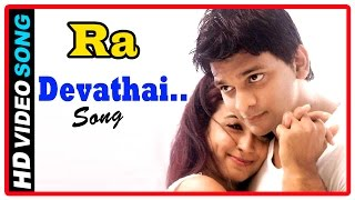 Ra Tamil Movie | Songs | Devathai Song | Ashraf tries commiting suicide | Lawrence Ramu