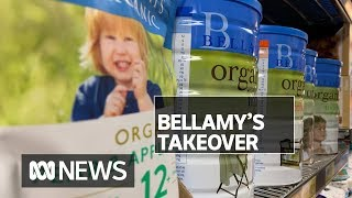 Bellamy's baby formula's $1.5b Chinese takeover bid approved   ABC News