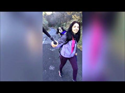 Hiking with my dog | Cavalier King Charles Spaniel | K9 Sport Sack
