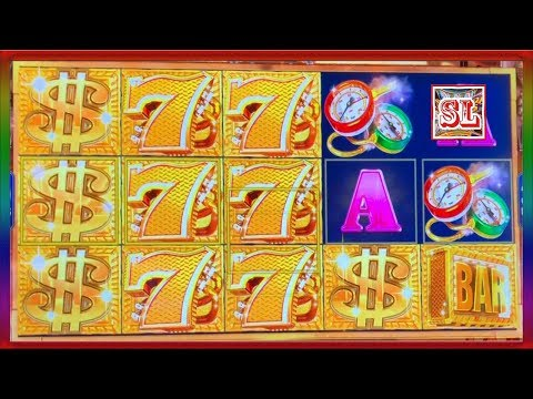** SUPER BIG WIN on New Konami Game BULLION FACTORY ** SLOT LOVER **