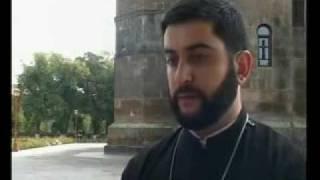 Ахалцихе, Грузия, Джавахк, Pilgrimages, Reportaj Shoxakat TV