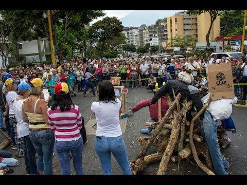 السلطة الفنزويلية تدعو لتظاهرات جديدة في مواجهة تظاهرات للمعارضة  - نشر قبل 1 ساعة