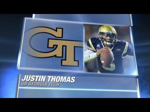 Best Of Justin Thomas Vs Mississippi State