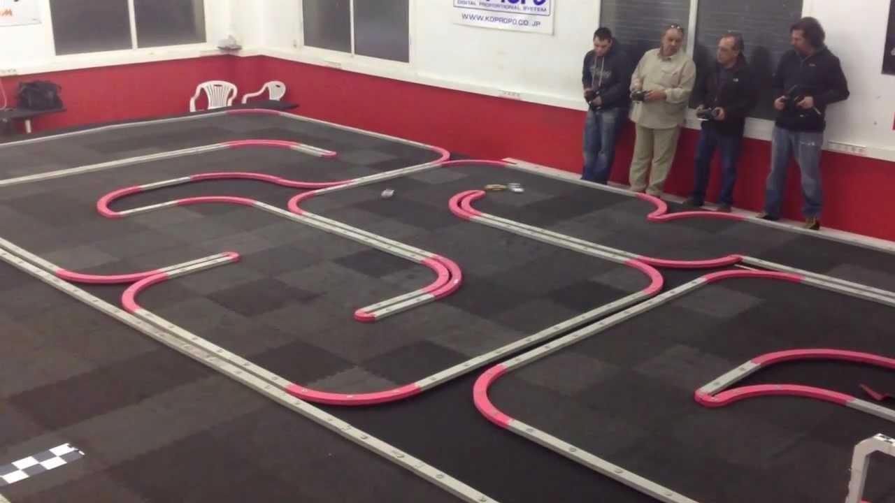 Circuito Z : Circuito mini z para eventos youtube