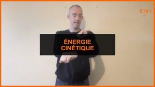 Mécanique - Energie cinétique