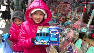 Seoul Travel With Chloe Toy Street Dongdaemun Day 5
