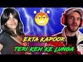 Ekta Kapoor vs Pewdiepie | Funny Indian TV Serials | Funny Indian TV Soap Operas