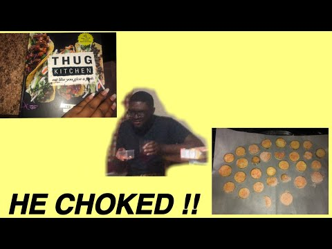 Cooking At 2 In The Morning Vlog + Zucchini Chips! Funny Asf!