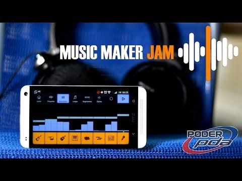 Music Maker Jam para Android en Español