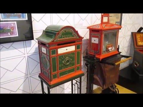 Postal Museum, Budapest - Kilátó Clubhouse, Soteria Foundation