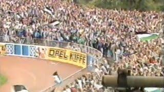 Aufstiegsrunde 1987/88: SC Preußen Münster - Eintracht Braunschweig 1:3