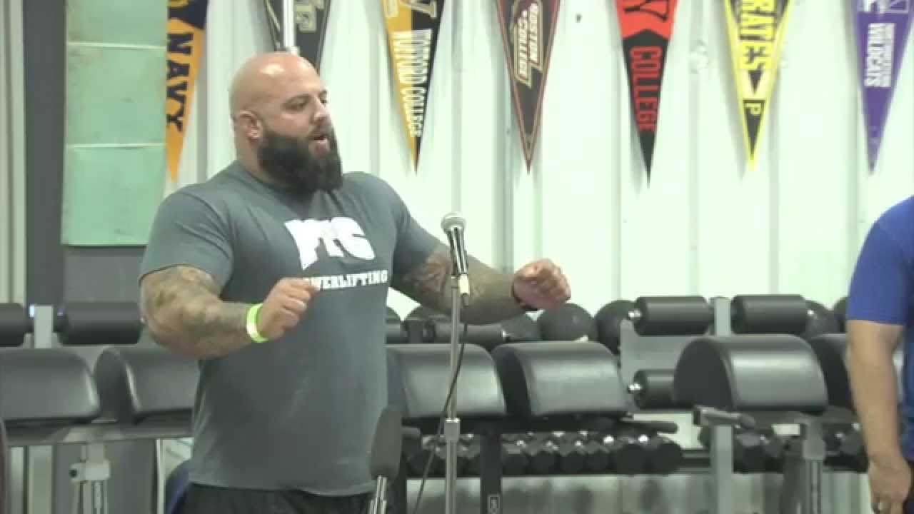 Raw Powerlifting Priorities With Brandon Lilly And Chad