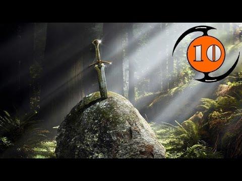 10 สุดยอดดาบในตำนาน / Top 10 legendary sword