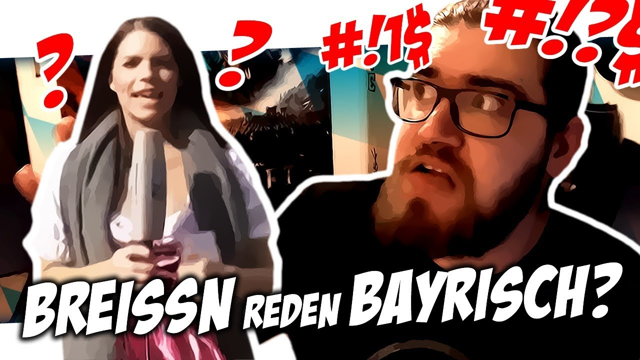 Bayrisch Reden