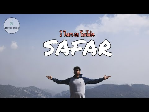 Safar- Bhuvan Bam | Remake | 2 Years On Youtube | My Travel Tales
