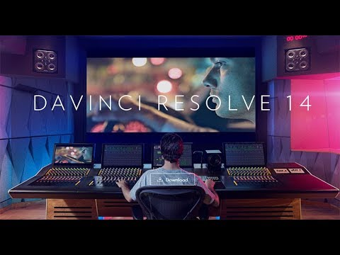 Davinci Resolve 14   Download   Install   Tutorial 2017