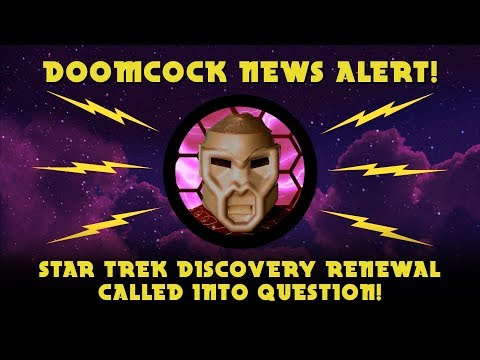 Is Star Trek Discovery REALLY Renewed? An Exclusive Report!