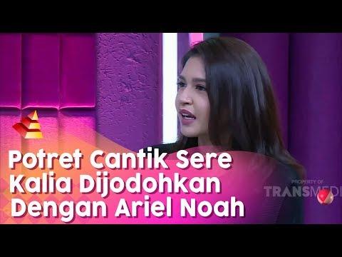 Sere Kalina Ramai Dijodohkan Dengan Ariel Noah   RUMPI (14/5/20) P2