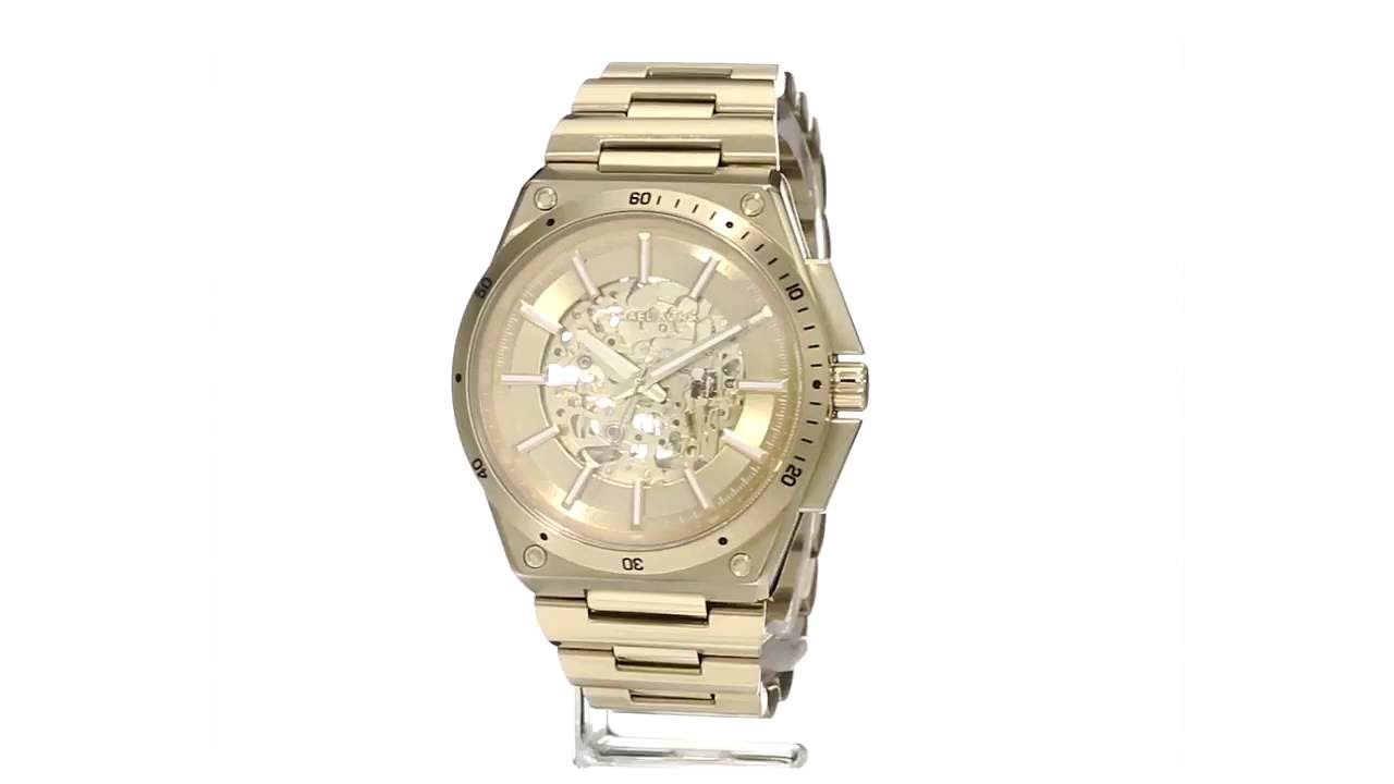 648b8961d5bb Michael Kors MK9027 - Wilder SKU 8739854 - YouTube