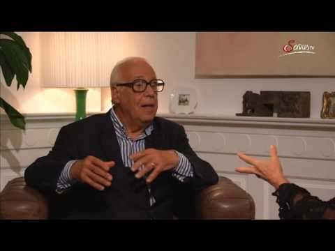 Andrea Eckert im Gespräch mit Jean Ziegler  Der Salon am Dienstag