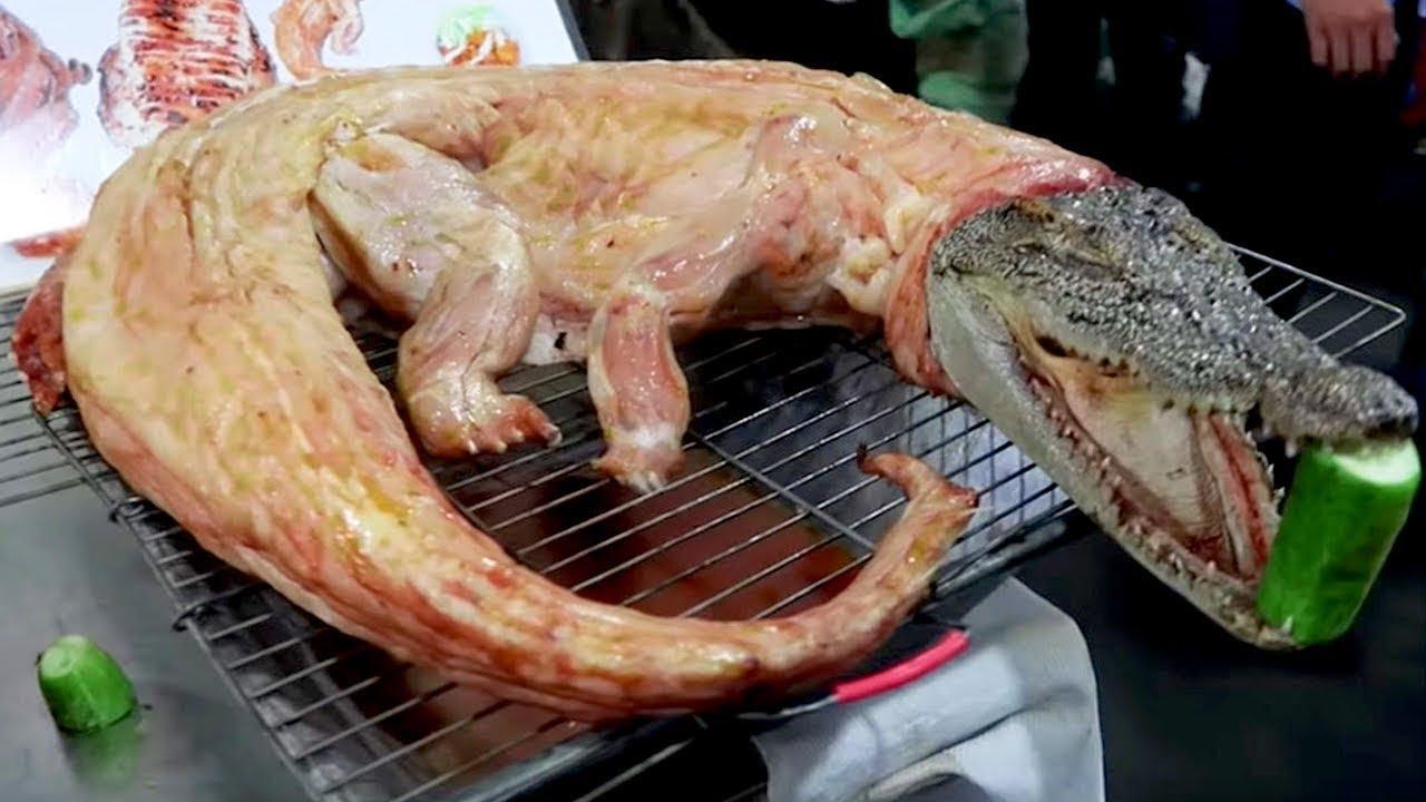 10 Verrückteste Chinesische Lebensmittel