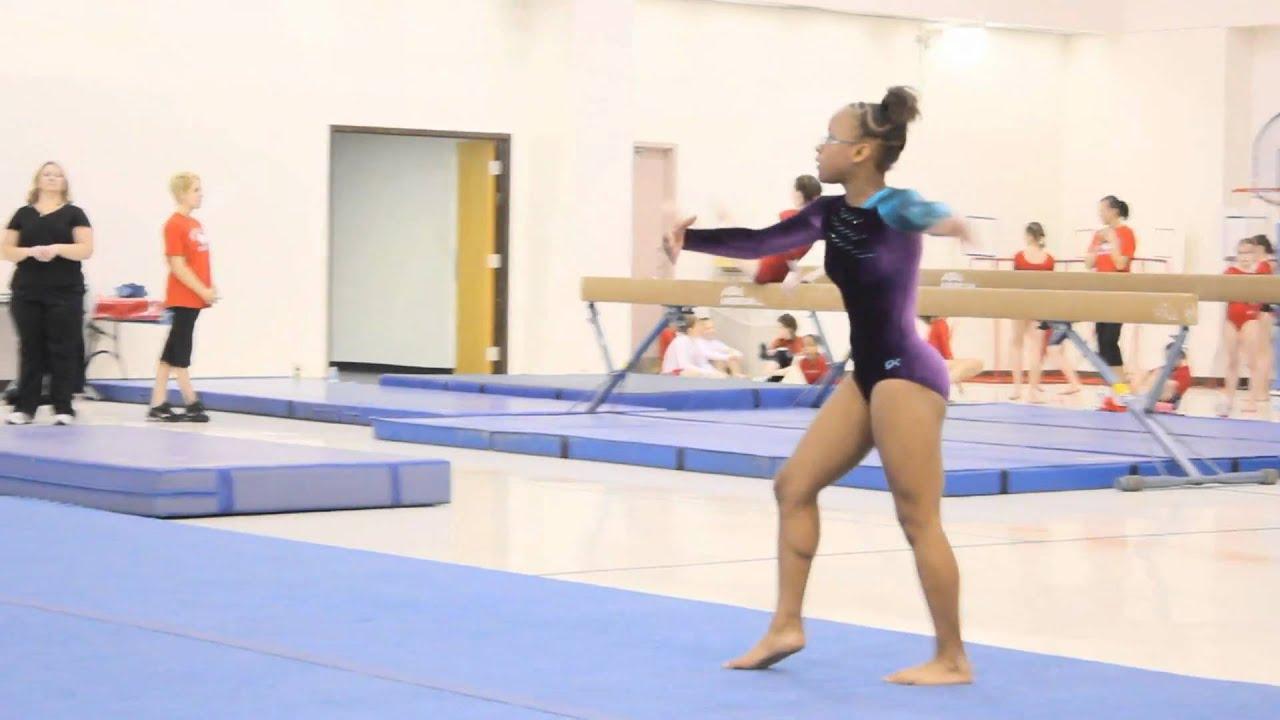 Poppys Gymnastics - YouTube