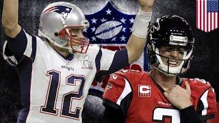 patriots win super bowl 51 goat tom brady makes epic comeback as falcons choke tomonews