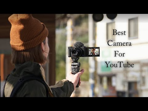 Best Camera for YouTube Videos, Vlogging with Flip Screen Sony, Canon 2021 JoJo Reviews