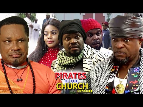 Pirates Of The Church Season 1  2018 Latest Nigerian Nollywood Movie full HD