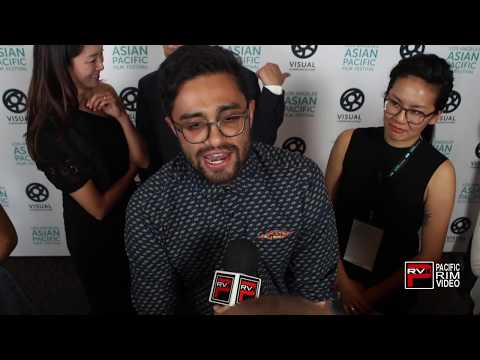 Aneesh Chaganty talks about his film Searching at LAAPFF 2018