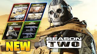 THIS is MODERN WARFARE Season 2! (MW NEW DLC Weapons, Maps, and etc)