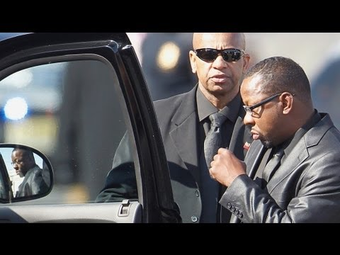 Ex-marido impedido de participar no funeral de Whitney Houston