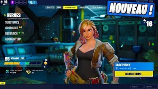 Fortnite ne sera pas Gratuit en 2018 & Nouvelle Interface ! ! Fortnite Sauver le Monde News