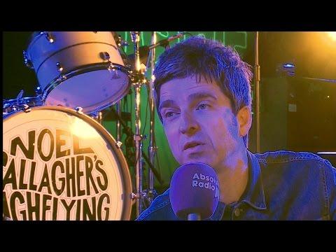 Noel Gallagher talks football & Man City