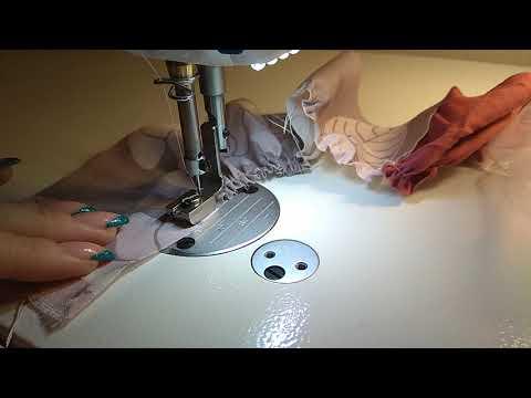 Лапка для сборки на ткани P950