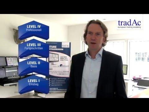tradAc | Trader-Ausbildungsprogramm Ausbildungskonzept