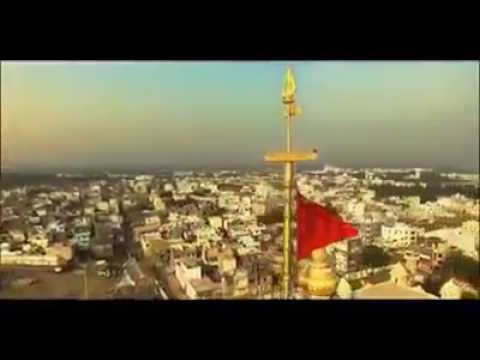 Shree Somanath Temple Aerial View - Official Video