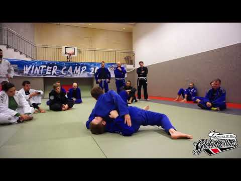 Winter Camp 2018 - Armlock attack from sidecontrol with Michael Pedersen