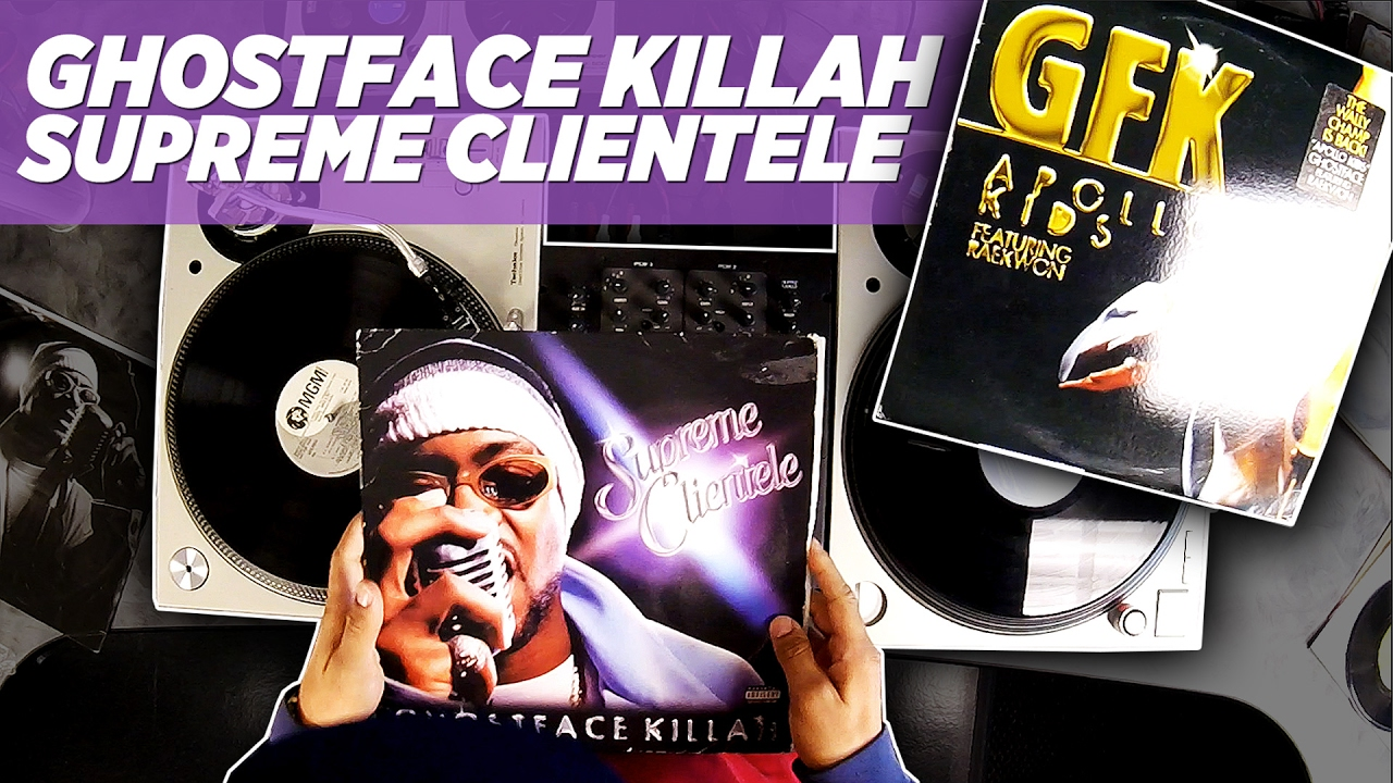 Som er Ghostface Killah dating nå
